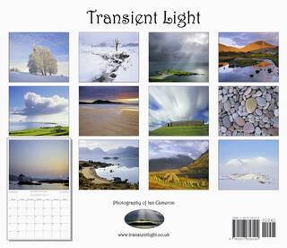 rear page calendar 2014