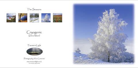 Cryogenics.