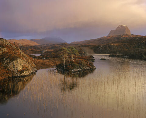 Gold Wash Suilven