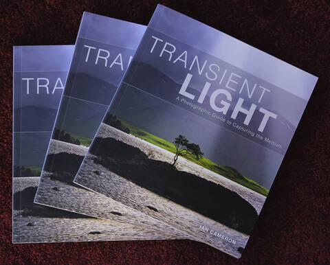 Transient Light Book