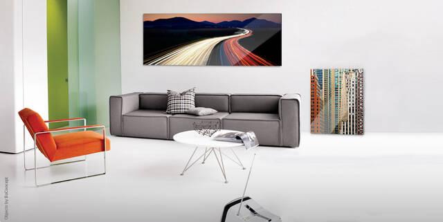 New Acrylic Transient Light Prints