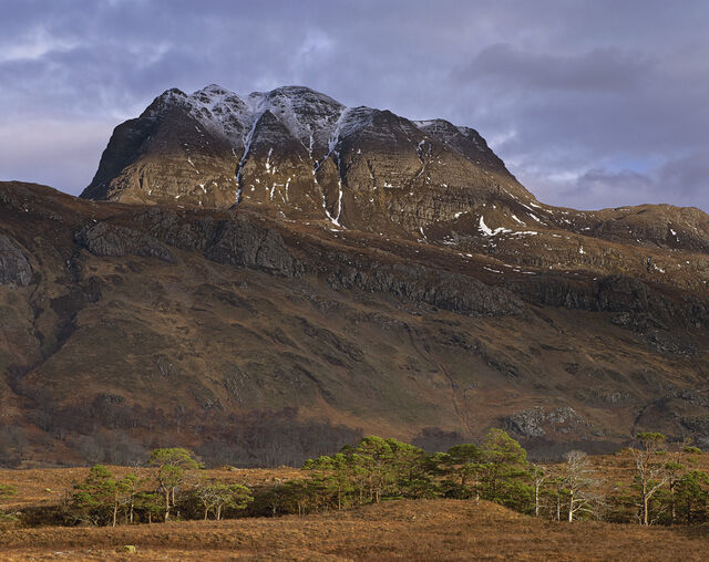 1 Space Only - Torridon Winter Course