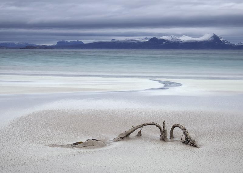 Art Of Mellon 8, Mellon Udrigle, Wester Ross, Scotland, winds, beach, sunrise, morning, tide, new, sand, patterns, cloud photo
