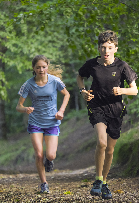 The seventh lap of Diagon Alley Ben and Anna remained within a couple of metres of each other for the entire 9 circuits (they...