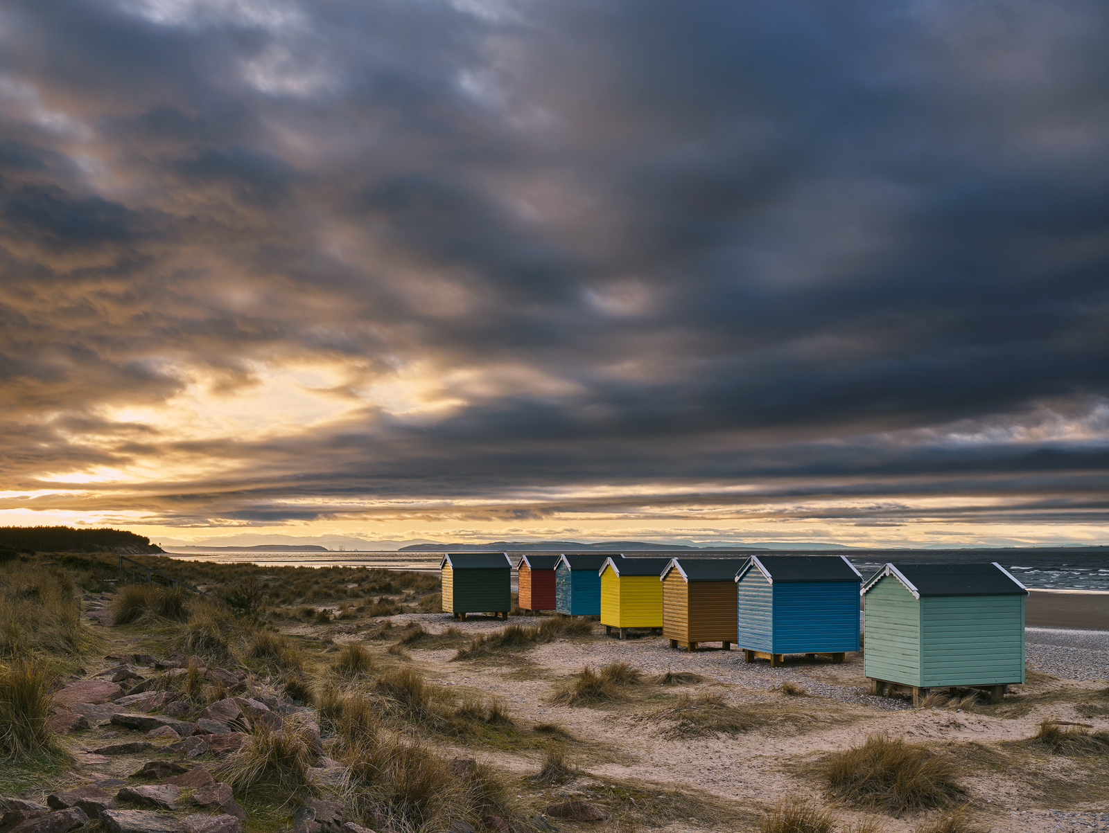 Over the past couple of months we have been blessed with the most staggeringly beautiful evening light on the Moray coast.  It...