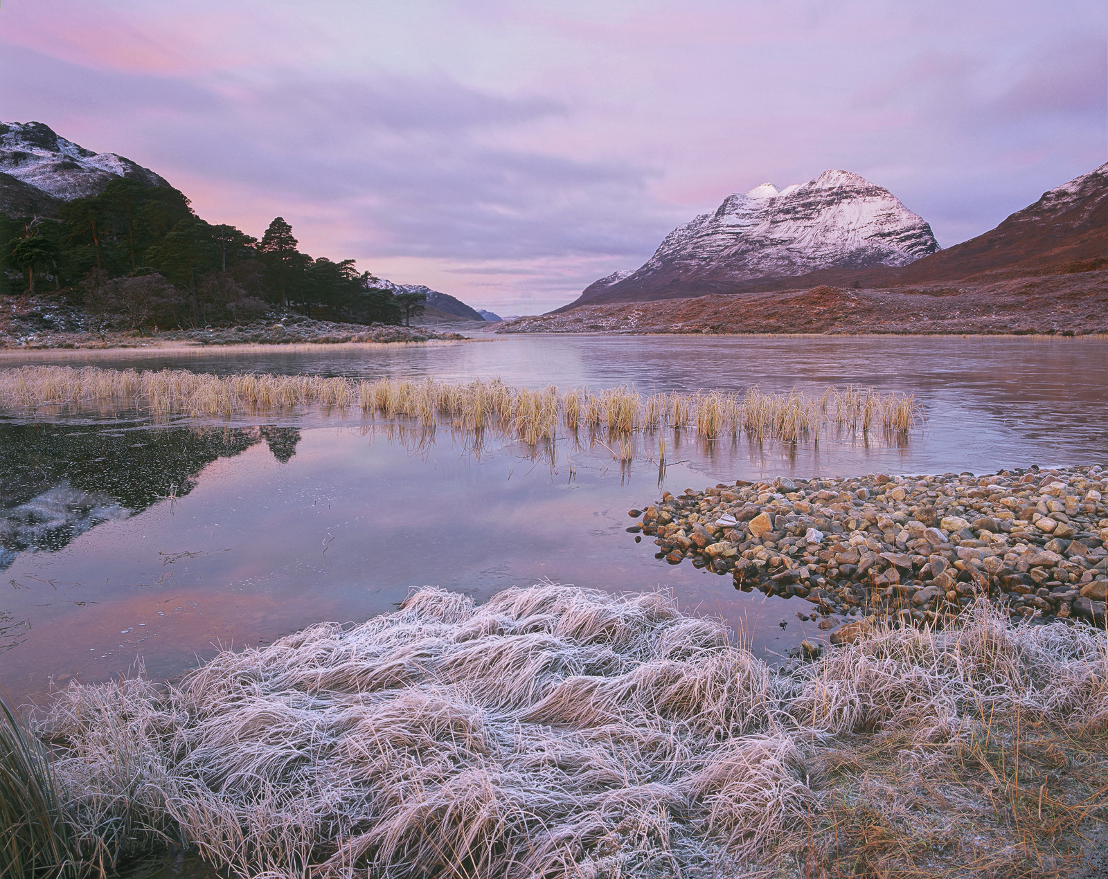 I have had the opportunity to visit Loch clair on numerous occasions this year and it has been spectacular, oddly perhaps, it...