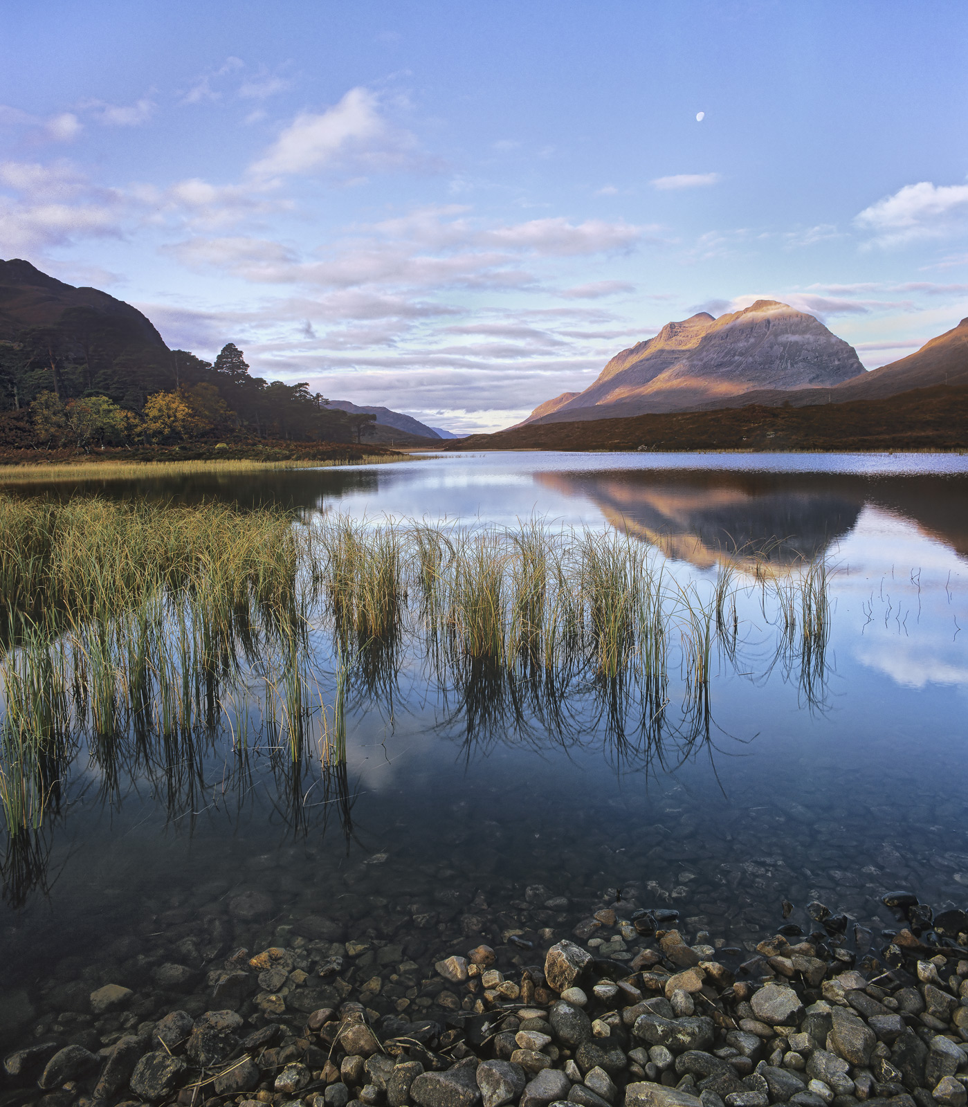 This irresistible location at Loch Clair features the looming bulk of Liathach in the background and although I have seen it...