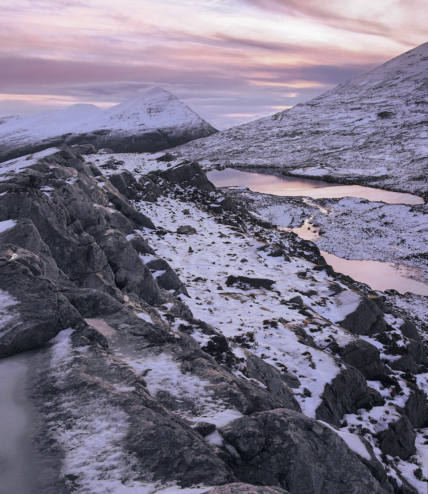 I have climbed the giant peaks of An Teallach four times and only on one occasion did I get good photographic conditions despite...