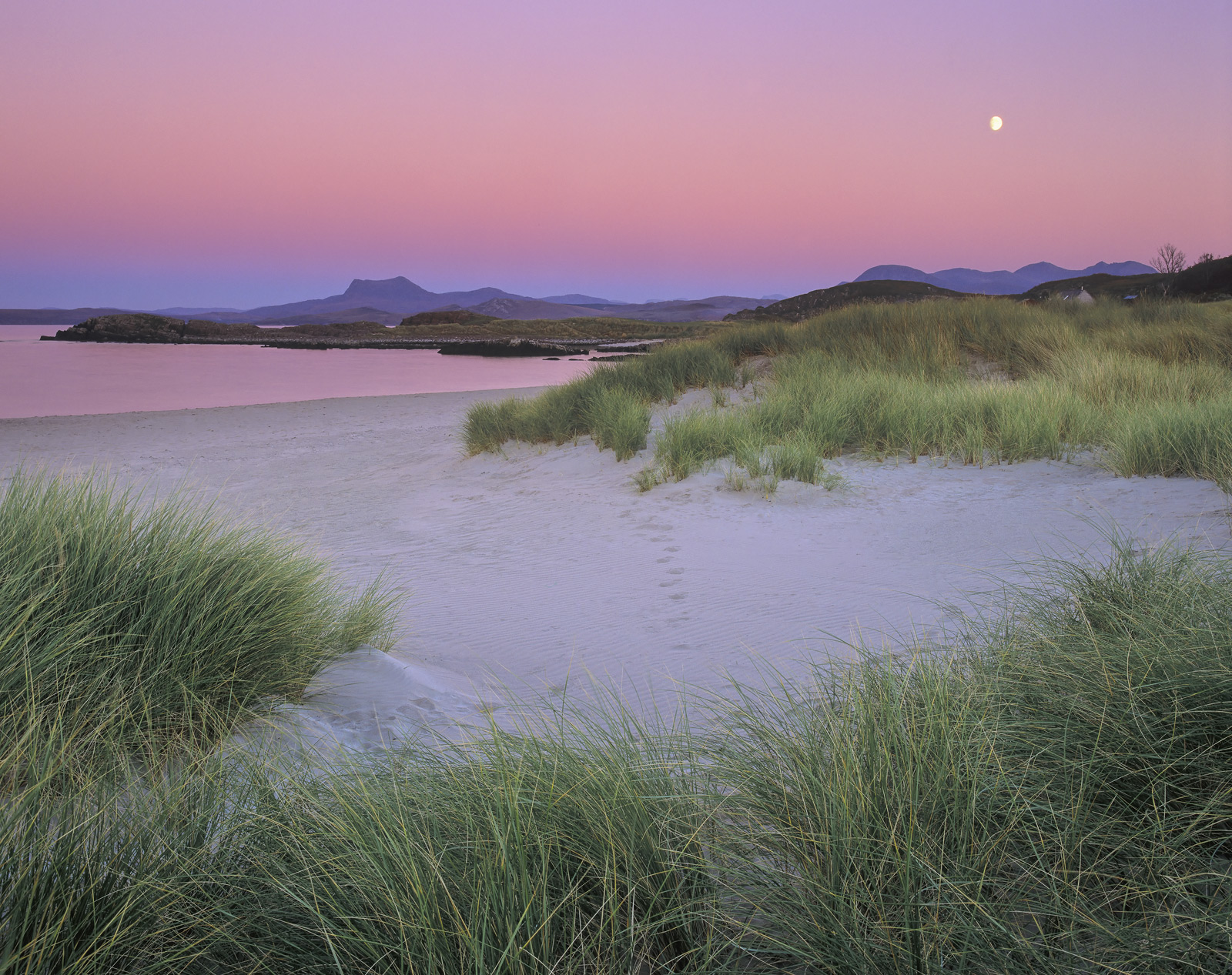 Another perfect evening on the beach at Mellon Udrigle began to unfold whist I was there with my two children. I had already...