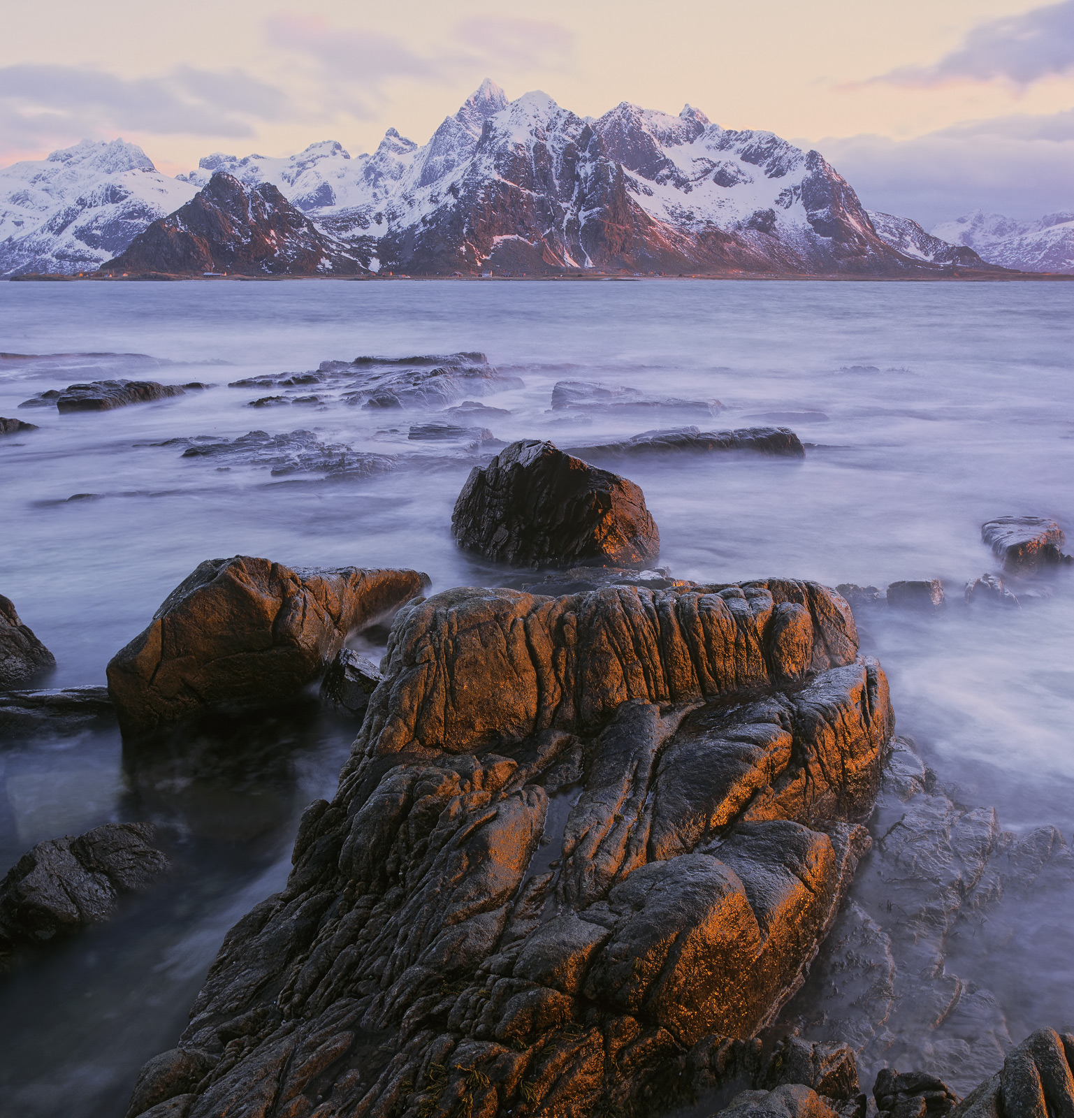Lofoten has some of the most majestic peaks for their relatively small size that I have seen anywhere on my travels and they...