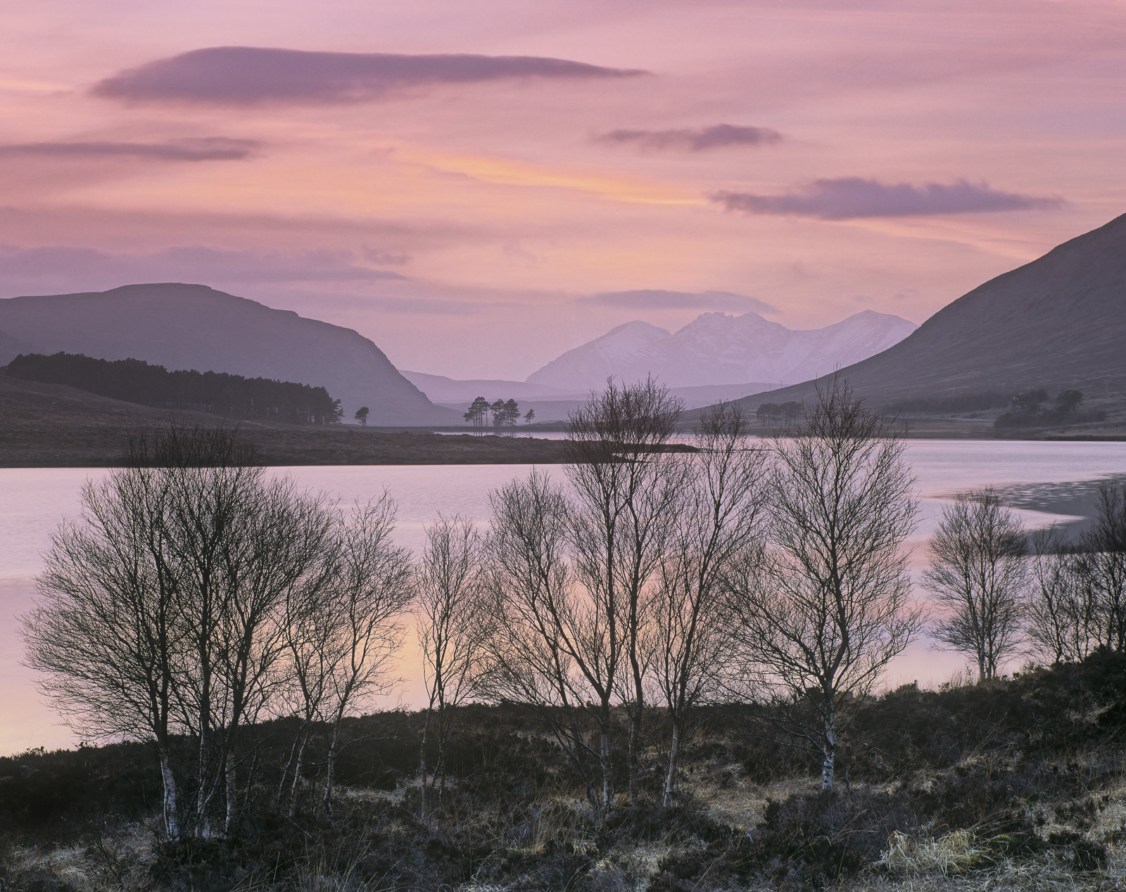 A location I have always loved, not least because it is the gateway to one of my favourite photographic locations in Scotland...
