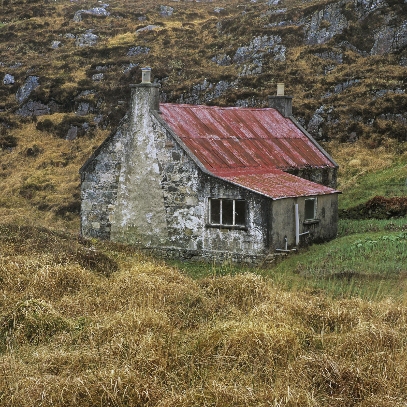 I've always liked the look of this old ruined house on the outskirts of tiny Geocrab but this was the first time I resolutely...