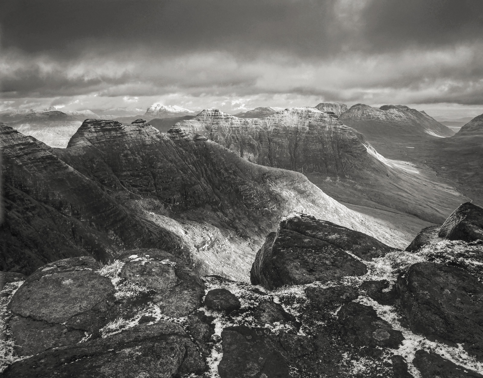 Of all the places that thrill me most being high up on the Scottish mountains in dramatic weather is probably my absolute favourite...