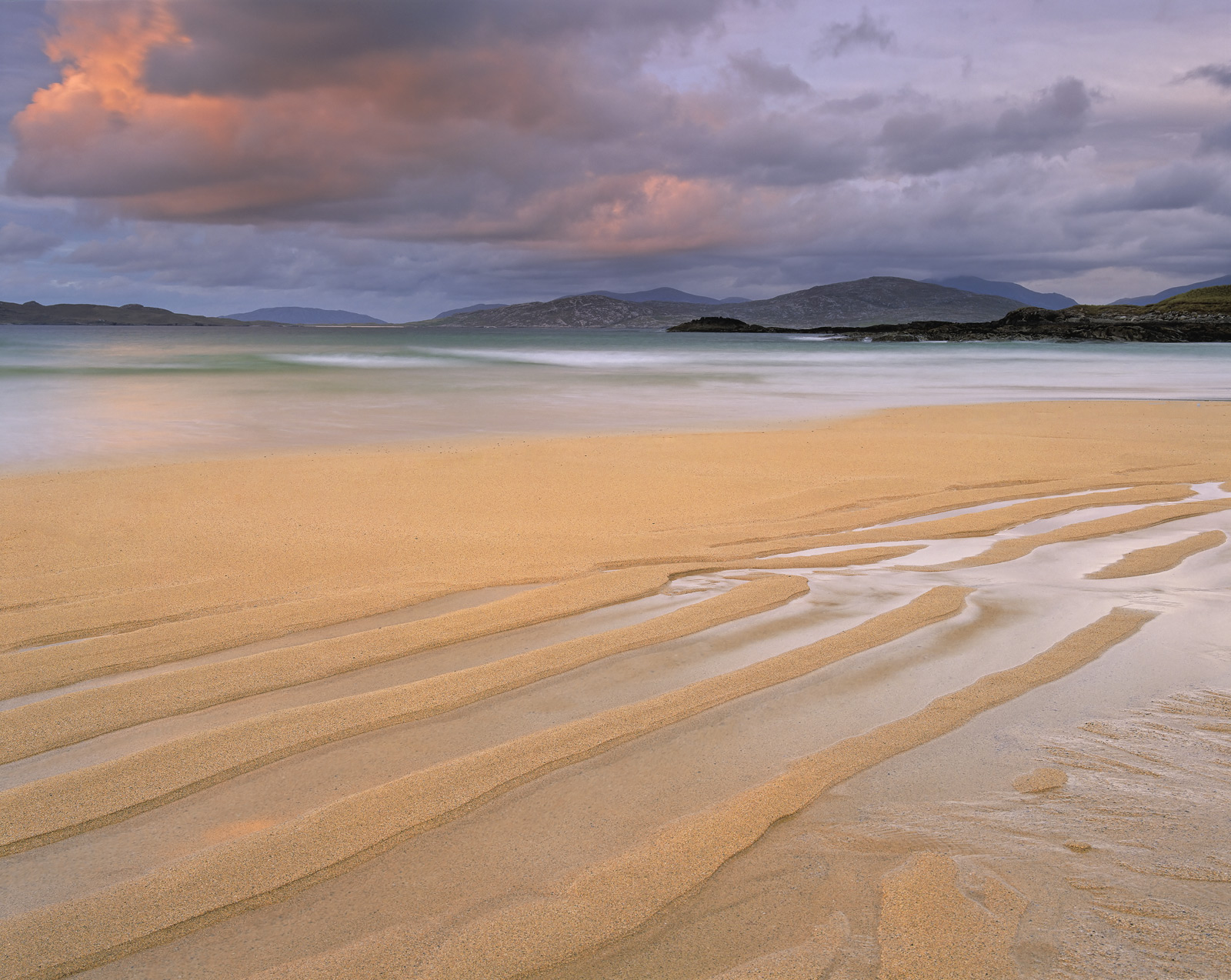 If I was asked to name my favourite beach in Scotland I would probably have no hesitation in naming it as Mellon Udrigle but...