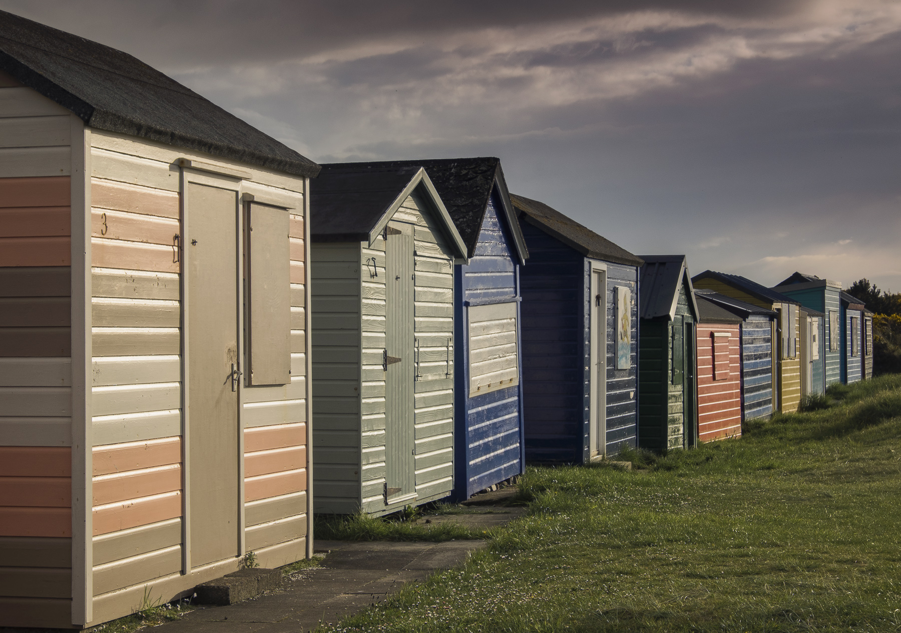 Hopeman has a wonderful eclectic collection of wooden beach huts set along the sea front which are all individual in style and...