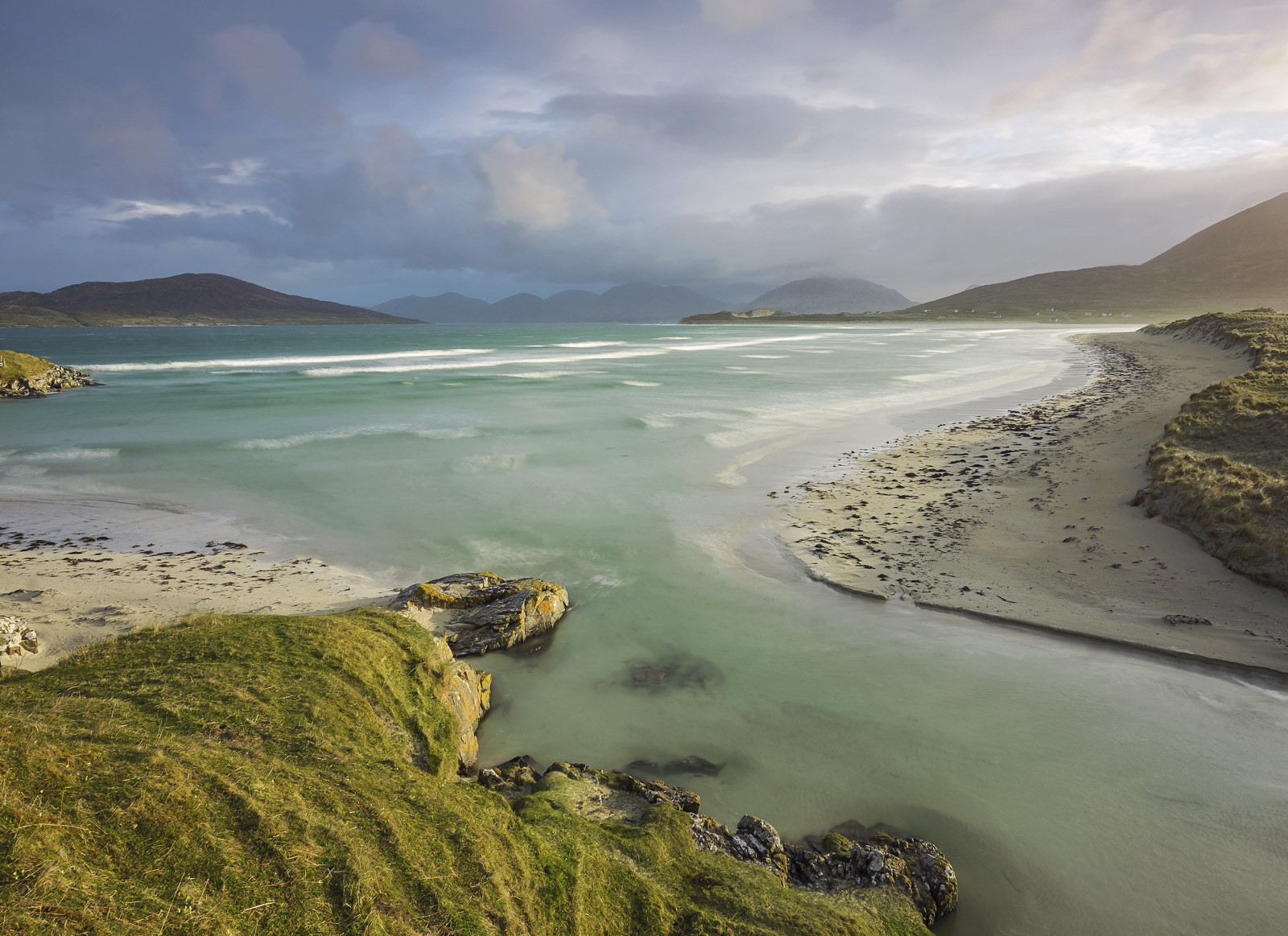 Harris is not really a sunrise location. At least not if you hope to photograph the rising sun directly. Most of...