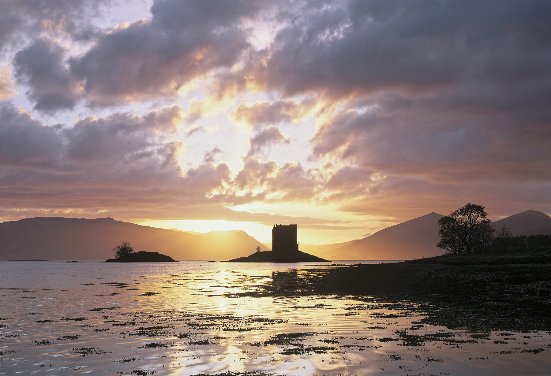 Castle Stalker has featured in The Monty Python Films and it is certainly difficult to imagine a more inspiring location, particularly...