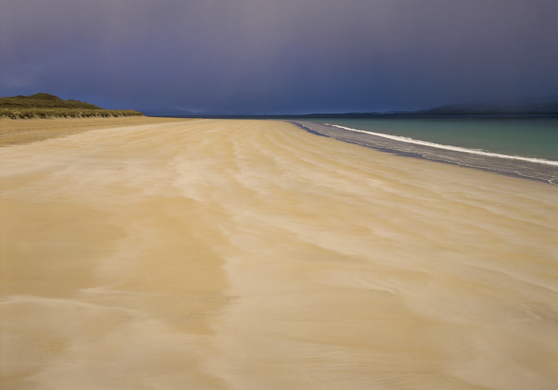 What is a perfect beach. Well I know what it conjures up in my mind, empty, deserted, unblemished, untrodden, an infinite...