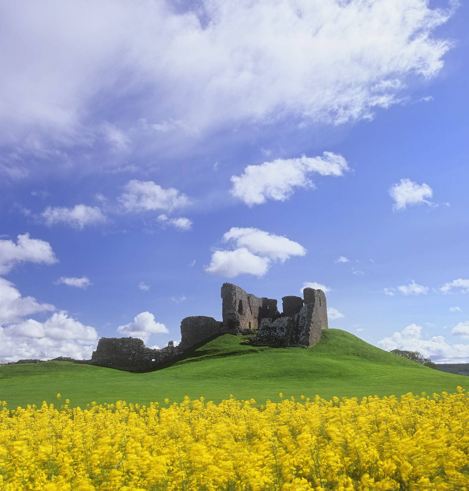 Duffus Castle has always been a favourite of mine and is undoubtedly a Moray landmark. It sits astride a plinth of vivid...