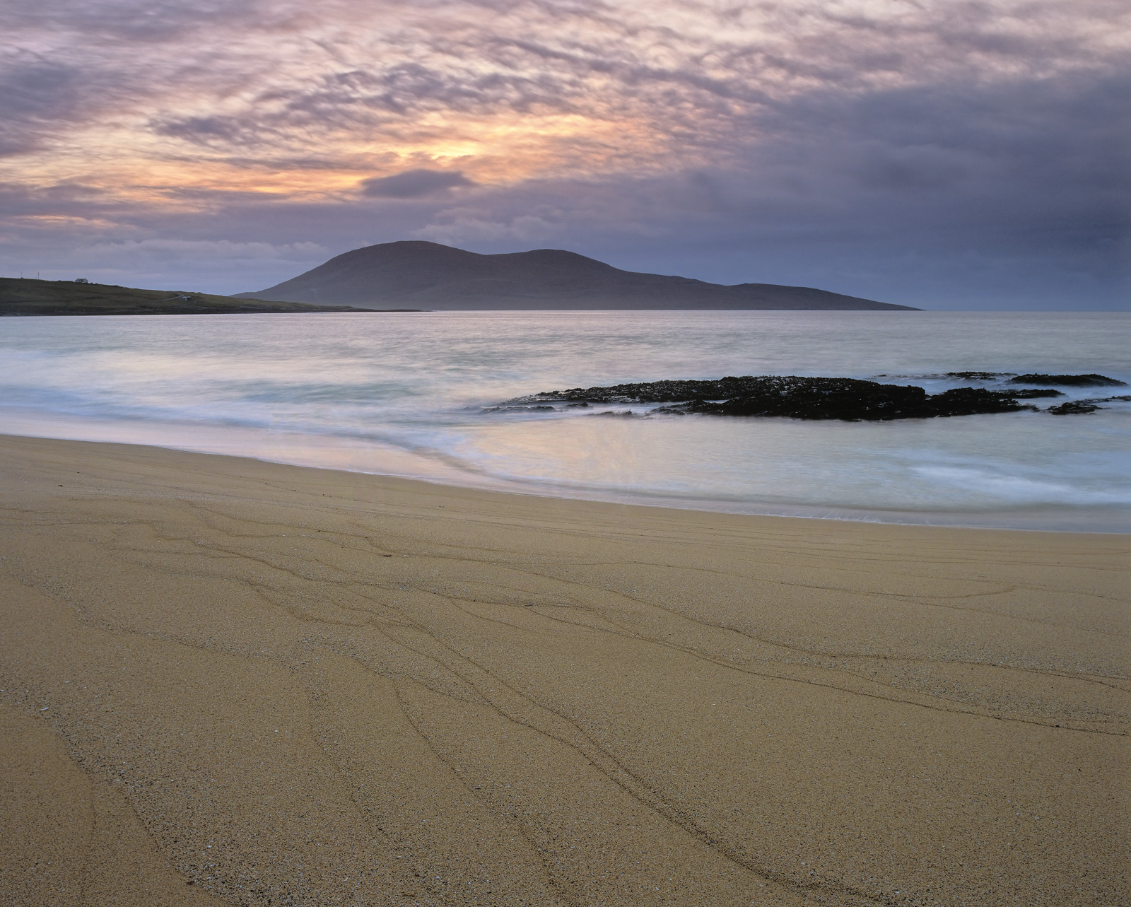 One of the most beautiful beaches anywhere on the British Isles on one of the best evening's photography I can remember.&nbsp...